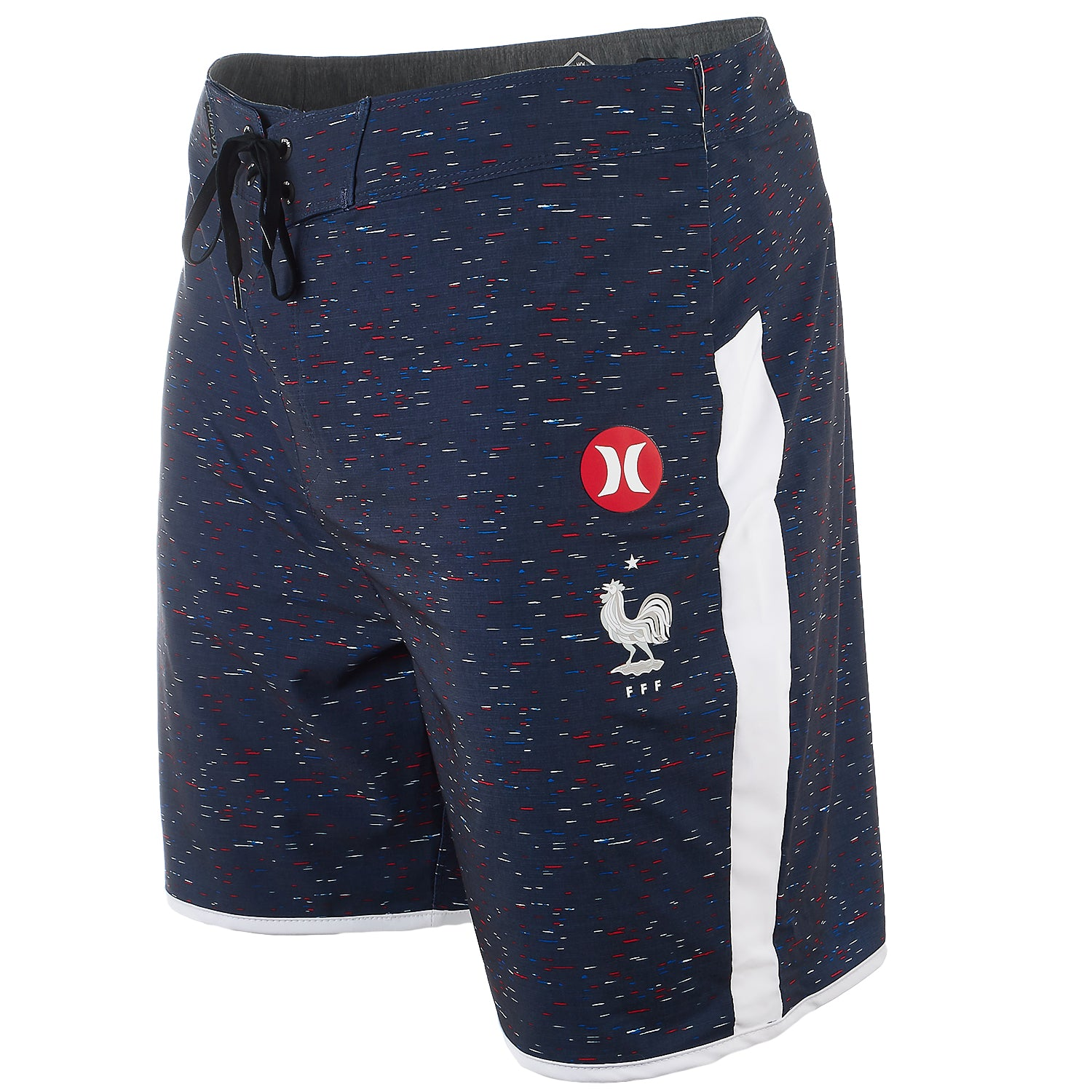923c9fa621 Hurley Phantom France National Team 18 Boardshorts - Men's ...
