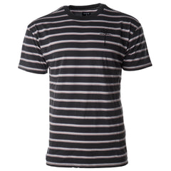 Hurley Port City Mock Short Sleeve Crew - Men's