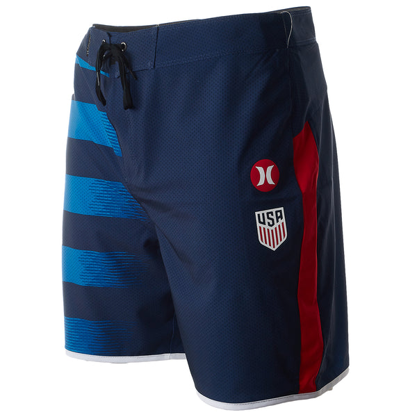 "Hurley Phantom USA Away National Team 18"" Board Shorts - Men's"