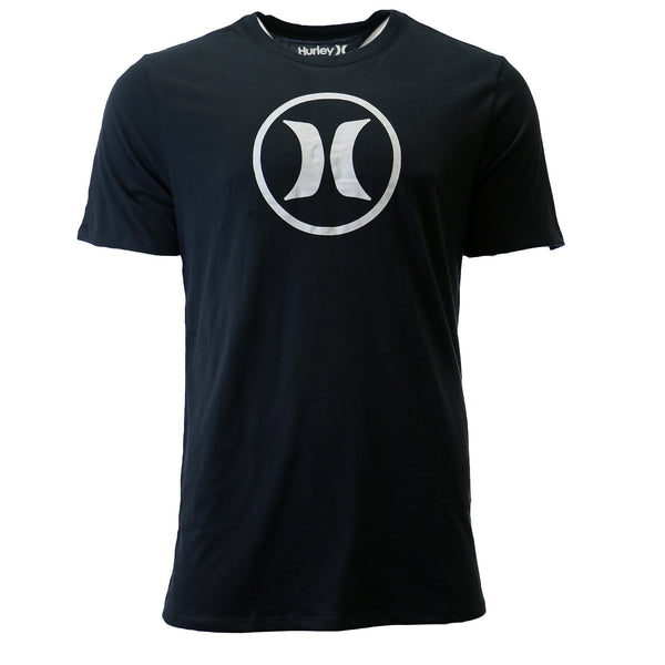Hurley Circle Icon Dri-Fit T-Shirt - Men's