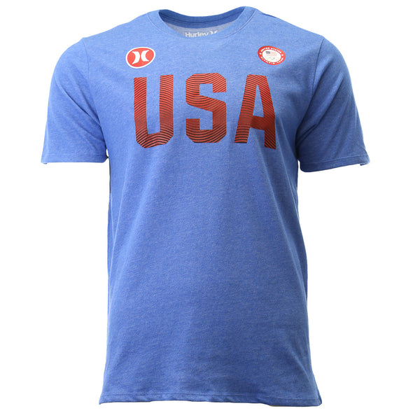 Hurley Dri-FIT Team (USA) T-Shirt - Men's
