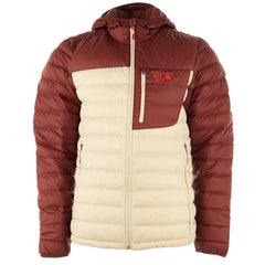 Mountain Hardwear Dynotherm Down Hooded Jacket - Men's