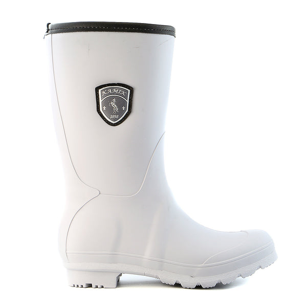 Kamik Jenny Rain Boot - Light Grey - Womens
