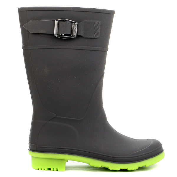 Kamik Raindrops Rain Boot - Eggplant - Girls