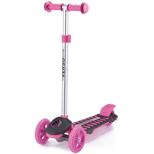 Kettler Verso Scooter - Pink - Girls - one