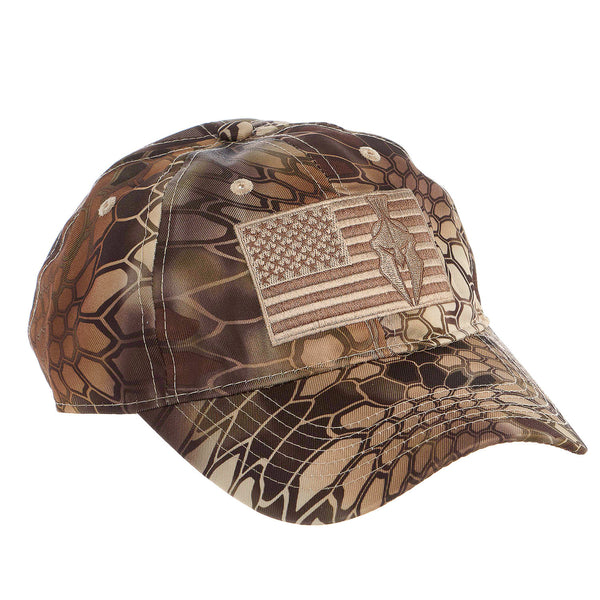 Kryptek Flag Hat - Men's