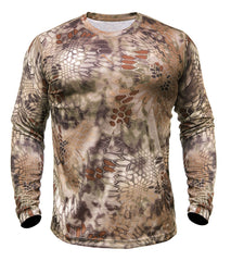 Kryptek Hyperion Long Sleeve T-Shirt - Men's