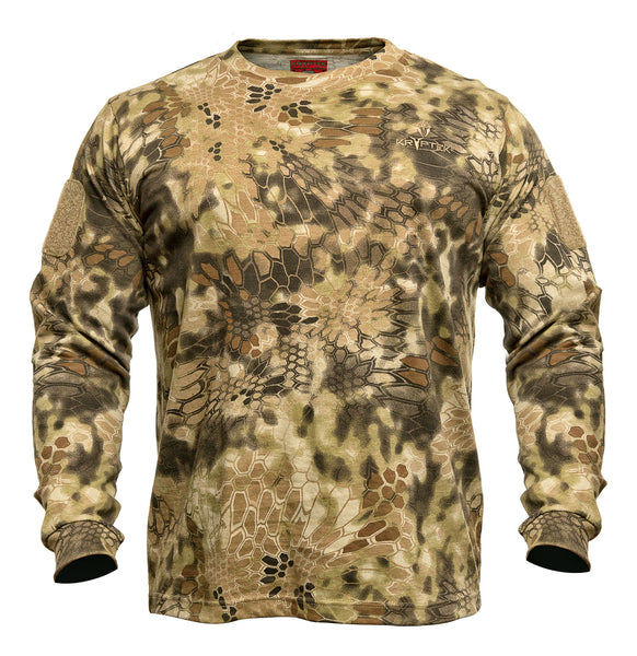 Kryptek Stalker 2 Long Sleeve T-Shirt - Men's