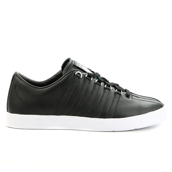 K-Swiss The Classic Lite Fashion Sneaker - Black/White - Mens