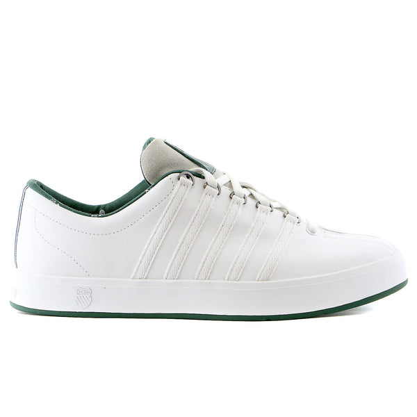 K-Swiss The Classic II  Sneaker - White/Pine/Stingray - Mens