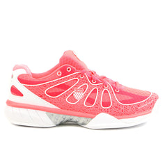 K-Swiss Ultra Express Tennis Sneaker - Neon Red/White - Womens