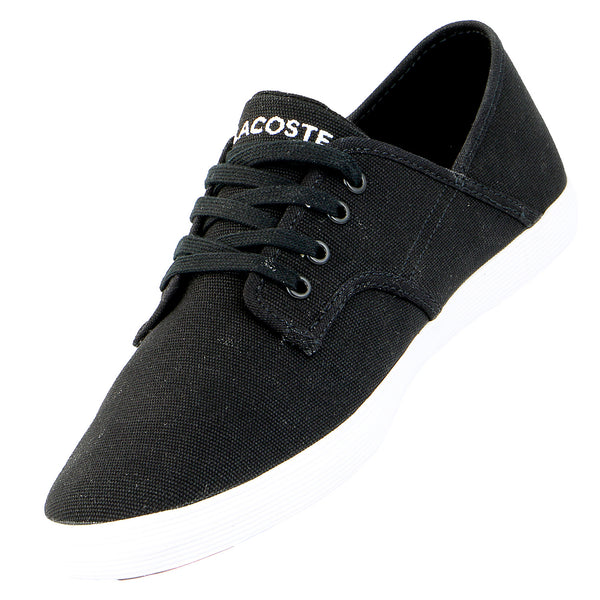 Lacoste Andover Shoes - Black/Black - Mens