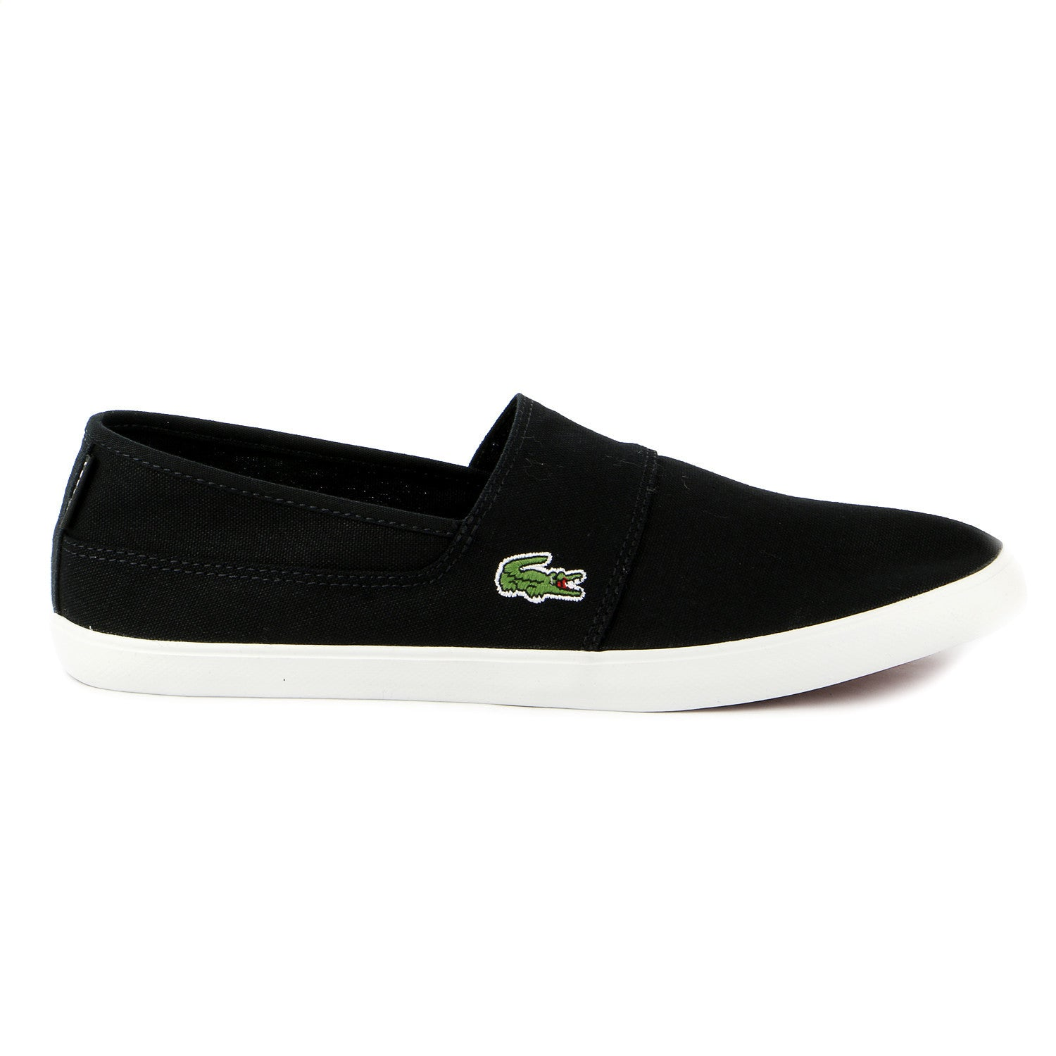 575aceff27425f Lacoste Marice LCR Fashion Sneaker Shoe - Black - Mens - Shoplifestyle
