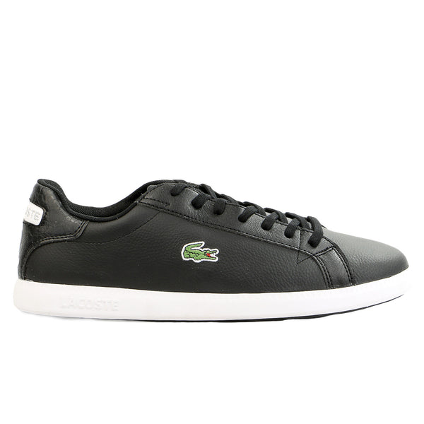 Lacoste Graduate Fashion Shoes - Black - Mens