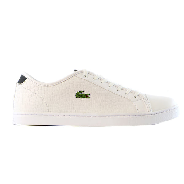 Lacoste Showcourt Shoes - White/Black - Mens