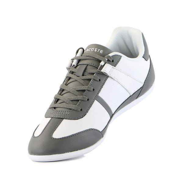 Lacoste Minera Gsk Sneaker  - White/Dark Grey - Womens