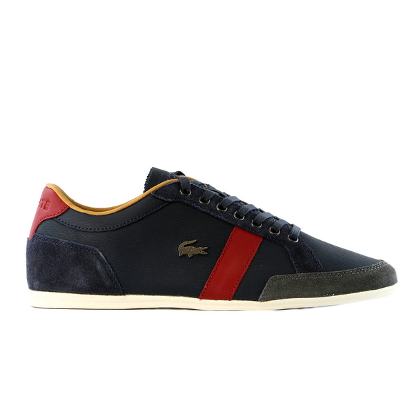 Lacoste Alisos Shoes - Black/Blue - Mens