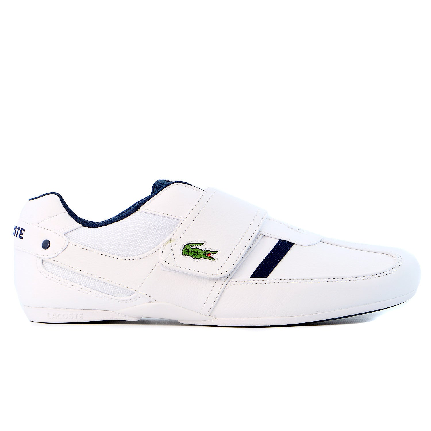 Lacoste Protected CR - White/Dark Blue - Mens