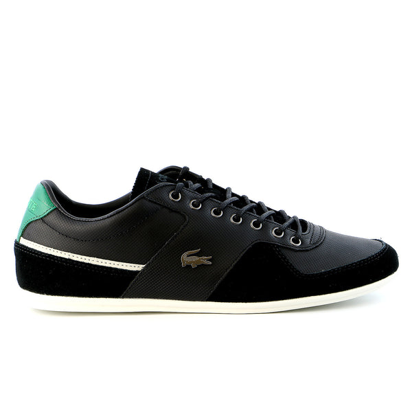 Lacoste Taloire 16 Fashion Sneaker Shoes  - Black - Mens