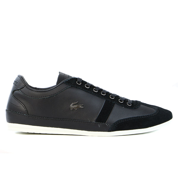 Lacoste Misano 33 Mens Trainers  - Black - Mens