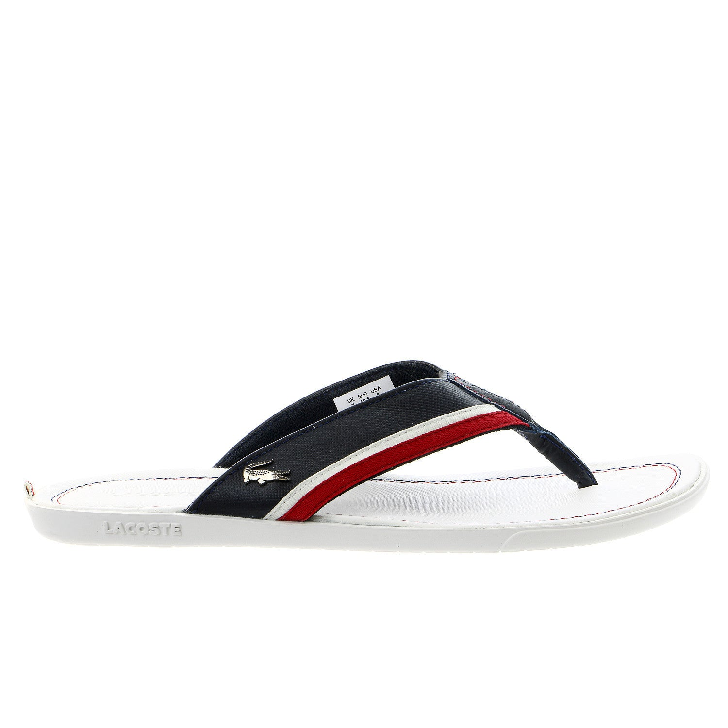 Carros 2- Navy/Off White sandals