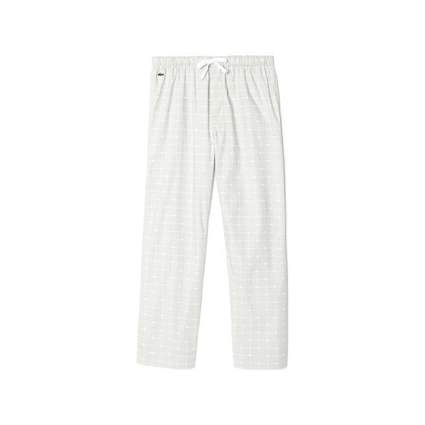 Lacoste Croc Pant - Light Grey - Mens
