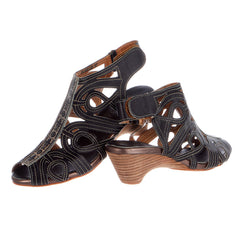 L'Artiste by Spring Step Flourish Sandal - Women's