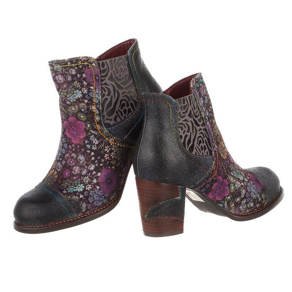 L'Artiste by Spring Step Melvina Bootie - Women's