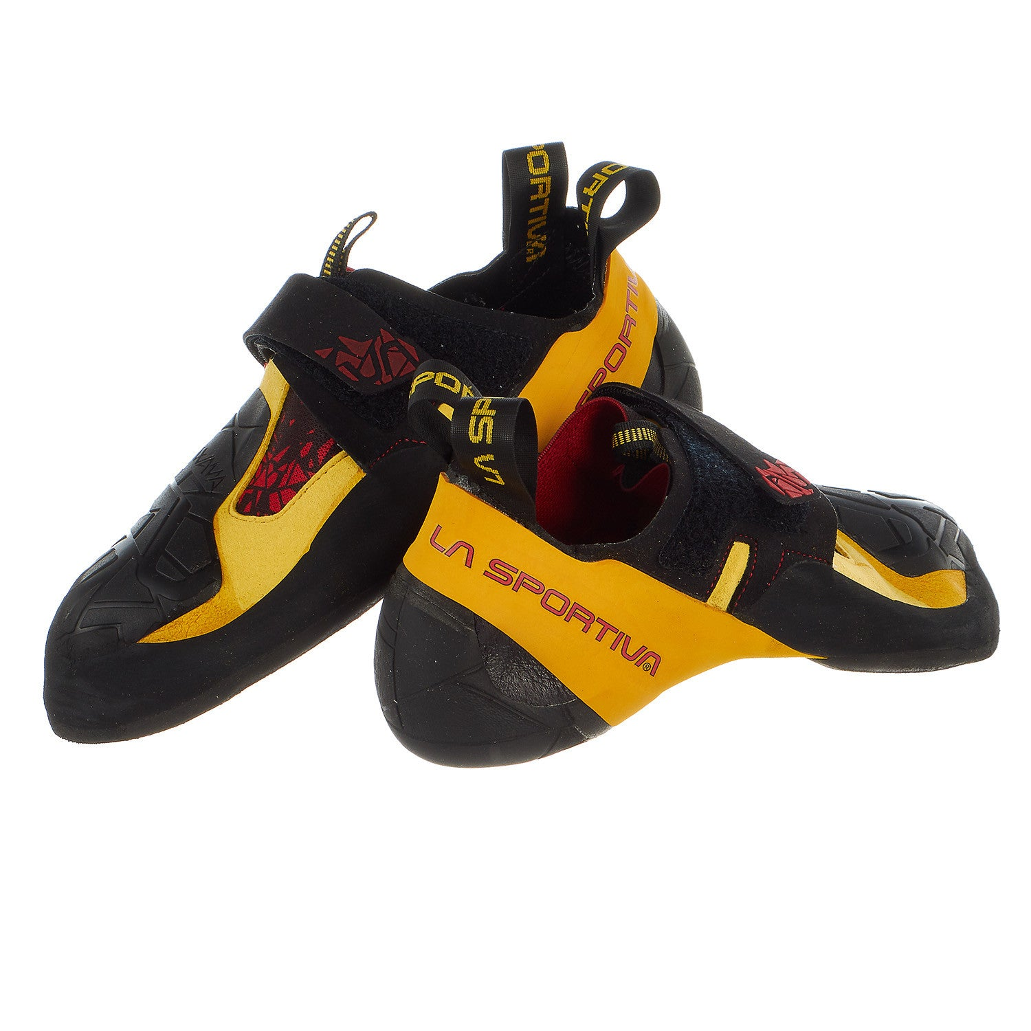 Black La Sportiva Men/'s Skwama Yellow 43.5