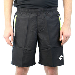 lotto Winter Lob Short  - Black w/Fluo Clover - Mens