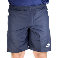 Lotto LOB Tennis Short - Deep Navy - Mens