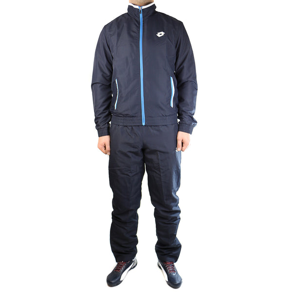 Lotto LOB Tennis Suit - Deep Navy/Blue Moon - Mens
