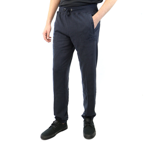 Lotto Pants Clay FL RIB  - DEEP NAVY - Mens