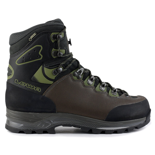 Lowa Ticam GTX Backpacking Boot Hiking Shoe - Brown/Olive - Mens