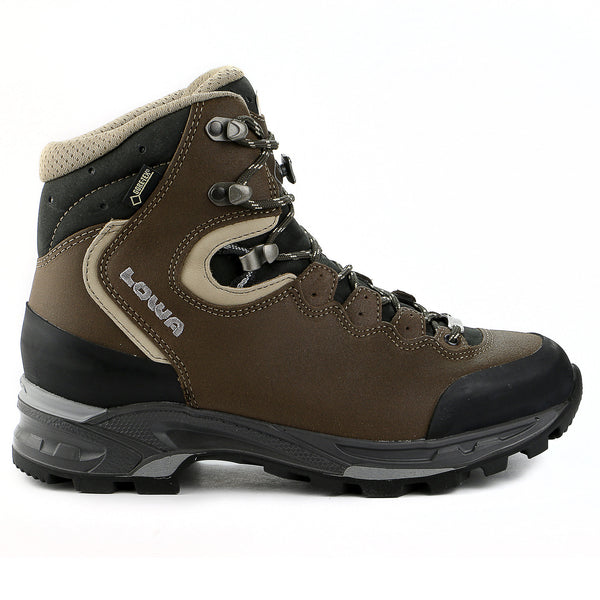 Lowa Vivione II GTX Trekking Hiking Boot Shoe - Dark Brown/Beige - Womens