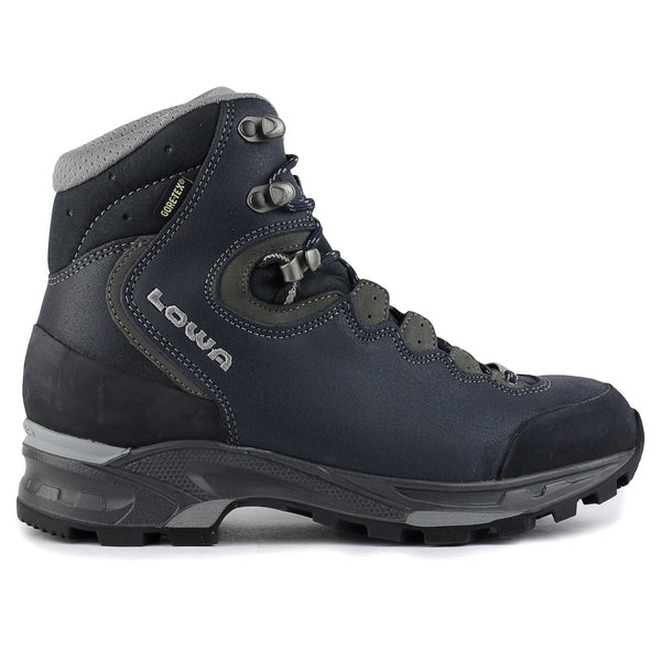 Lowa Vivione II GTX Trekking Hiking Boot Shoe - Navy/Gray - Womens