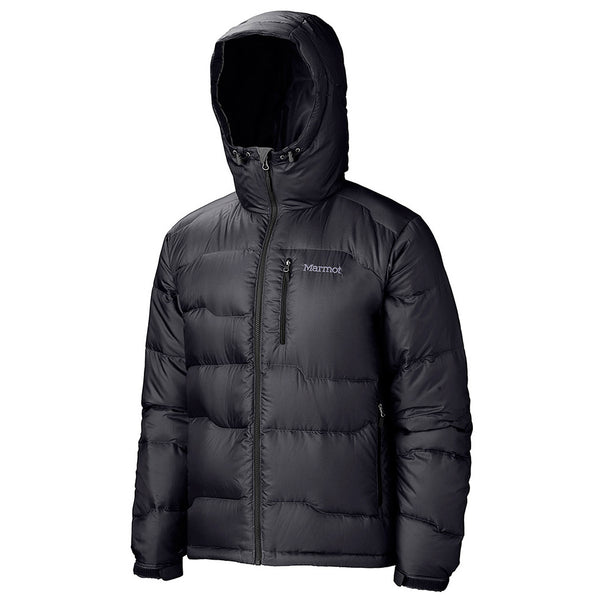 Marmot Ama Dablam Jacket  - Black - Mens