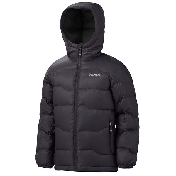 Marmot Ama Dablam Jacket  - Black - Boys