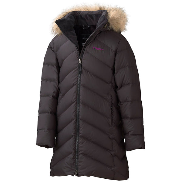 Marmot Montreaux Coat  - Black - Girls