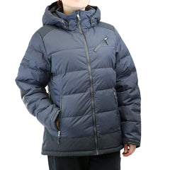 Marmot Sling Shot Down Jacket - Dark Steel/Black - Womens