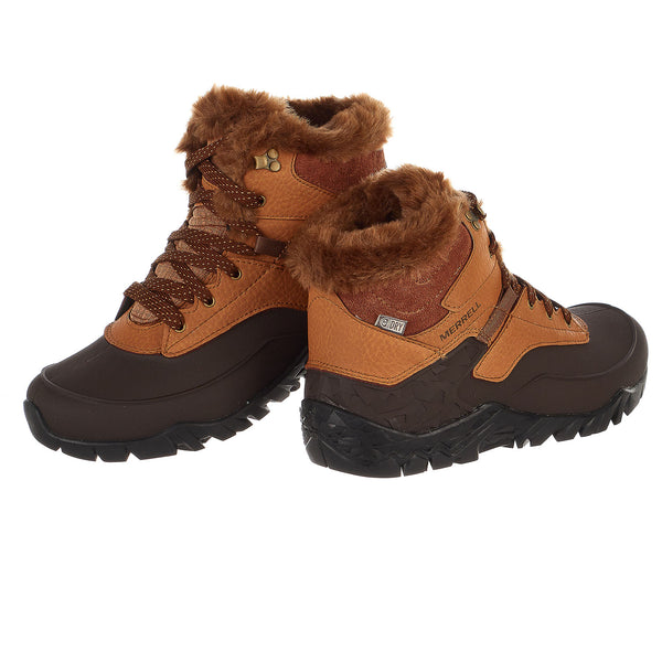 Merrell Aurora 6 Ice Plus Waterproof Snow Boot Womens