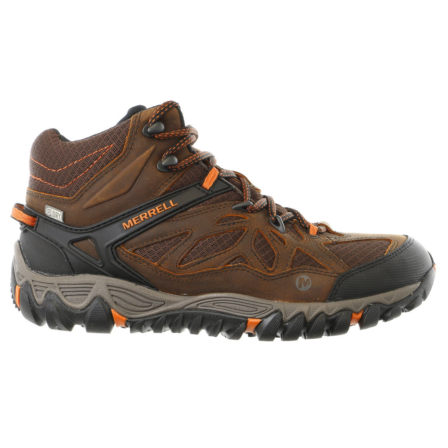 Merrell All Out Blaze Ventilator Mid Waterproof Hiking