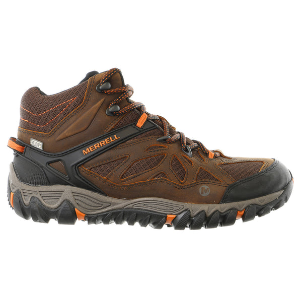 Merrell All Out Blaze Ventilator Mid Waterproof Hiking Boot Shoe - Mens
