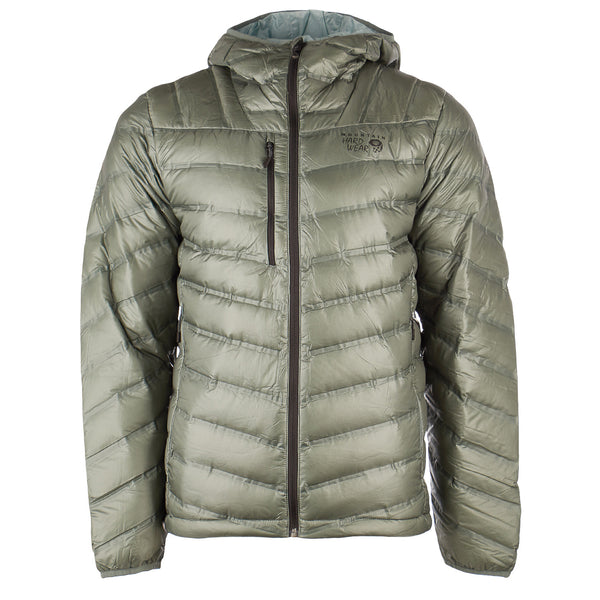 Mountain Hardwear StretchDown RS Hooded Outdoor Jacket - Men's