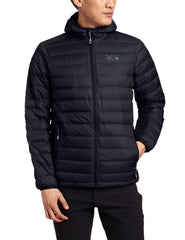 Mountain Hardwear Micro Ratio Hooded Down Jacket  - Mens