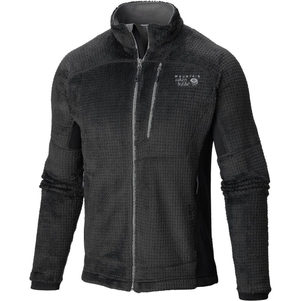 Mountain Hardwear Monkey Grid II Fleece Jacket - Mens