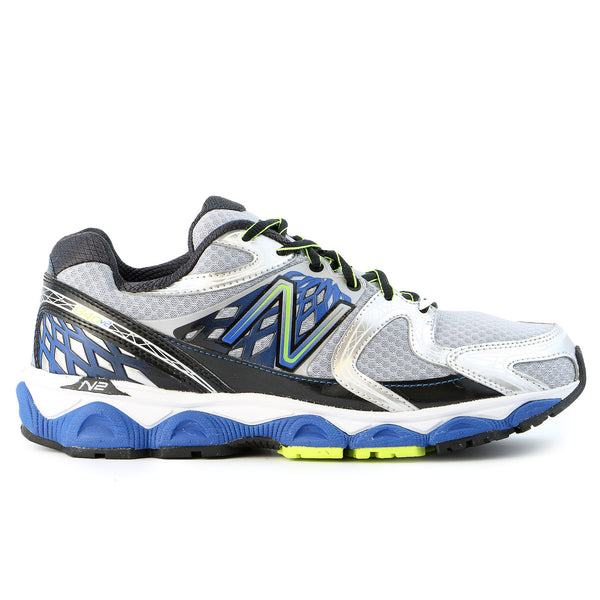New Balance Optimal Control Running Shoe  - Blue/SILVER - Mens