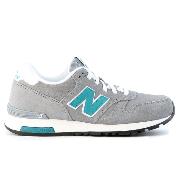New Balance  ML565 Classic Running Shoe - Blue/Blue - Mens