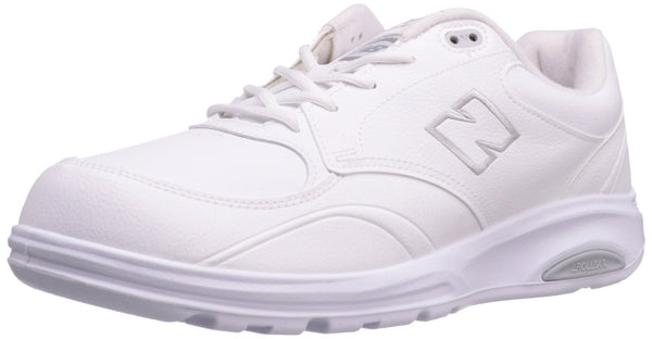 New Balance  MW812 Lace-Up Walking Shoe - White - Mens