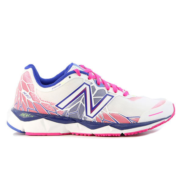 New Balance W1490v1 Women's training shoe - White/Purple - Womens